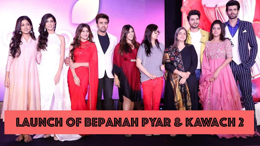 Pearl V Puri, Deepika Singh, Namik Paul talk about Bepanah Pyar & Kawach 2