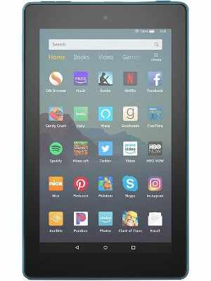 Compare Amazon Fire 7 vs Huawei MediaPad M6 10 8 vs Huawei
