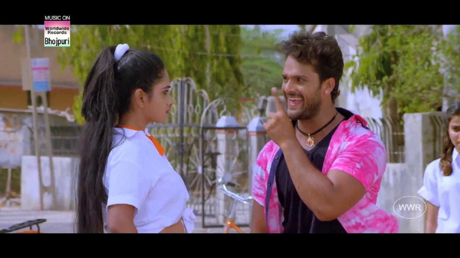 Watch: Bhojpuri song 'Laga Ke Fair Lovely' from 'Mehandi Laga Ke Rakhna'  Ft  Khesari Lal Yadav and Ritu Singh