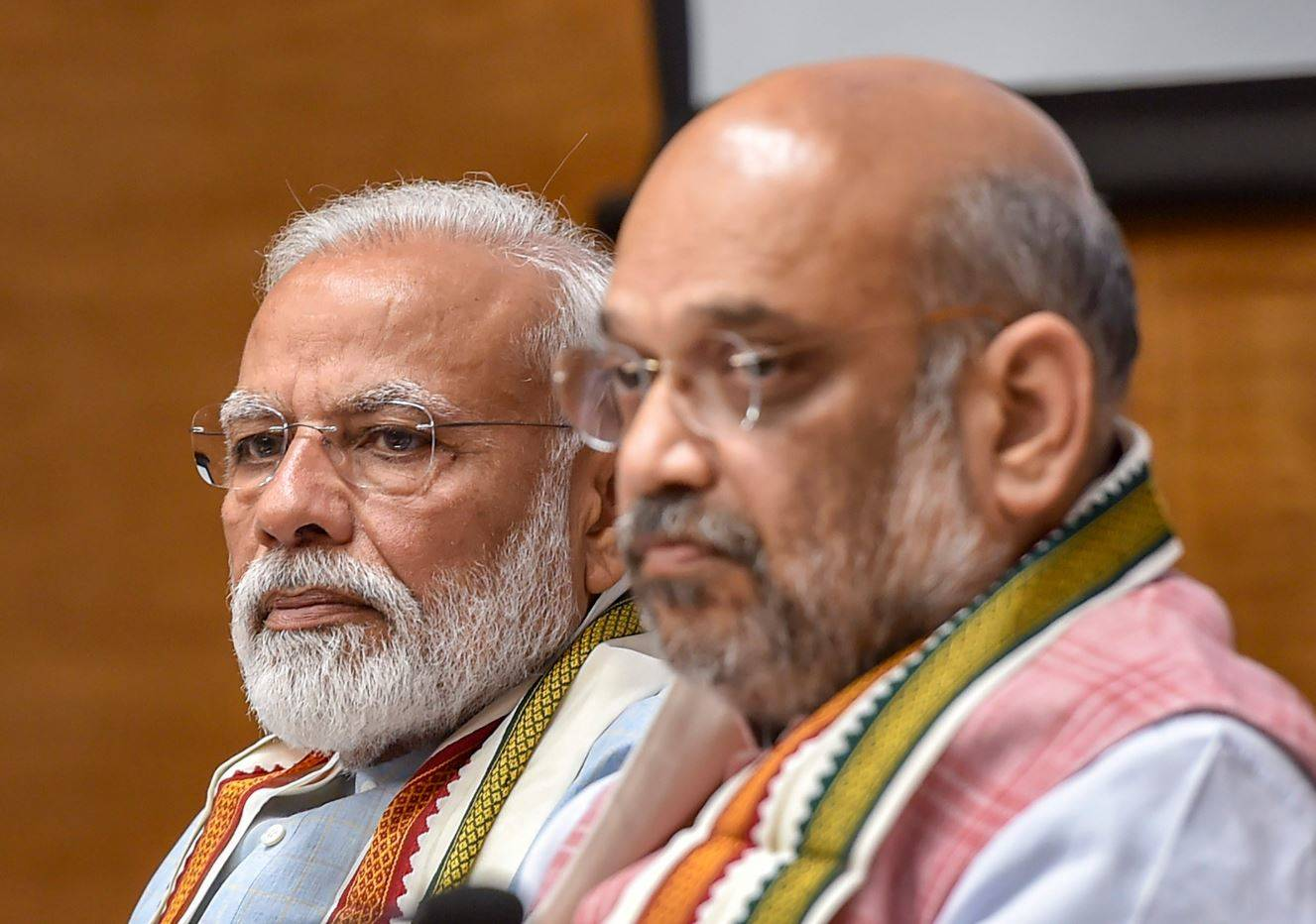 Fabricated stories being created against Modi, Shah: Muktar Abbas ...