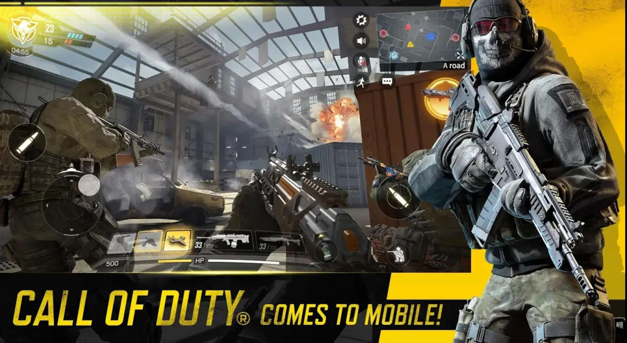 PUBG-rival, 'Call of Duty: Mobile' may be closer to launch - Times
