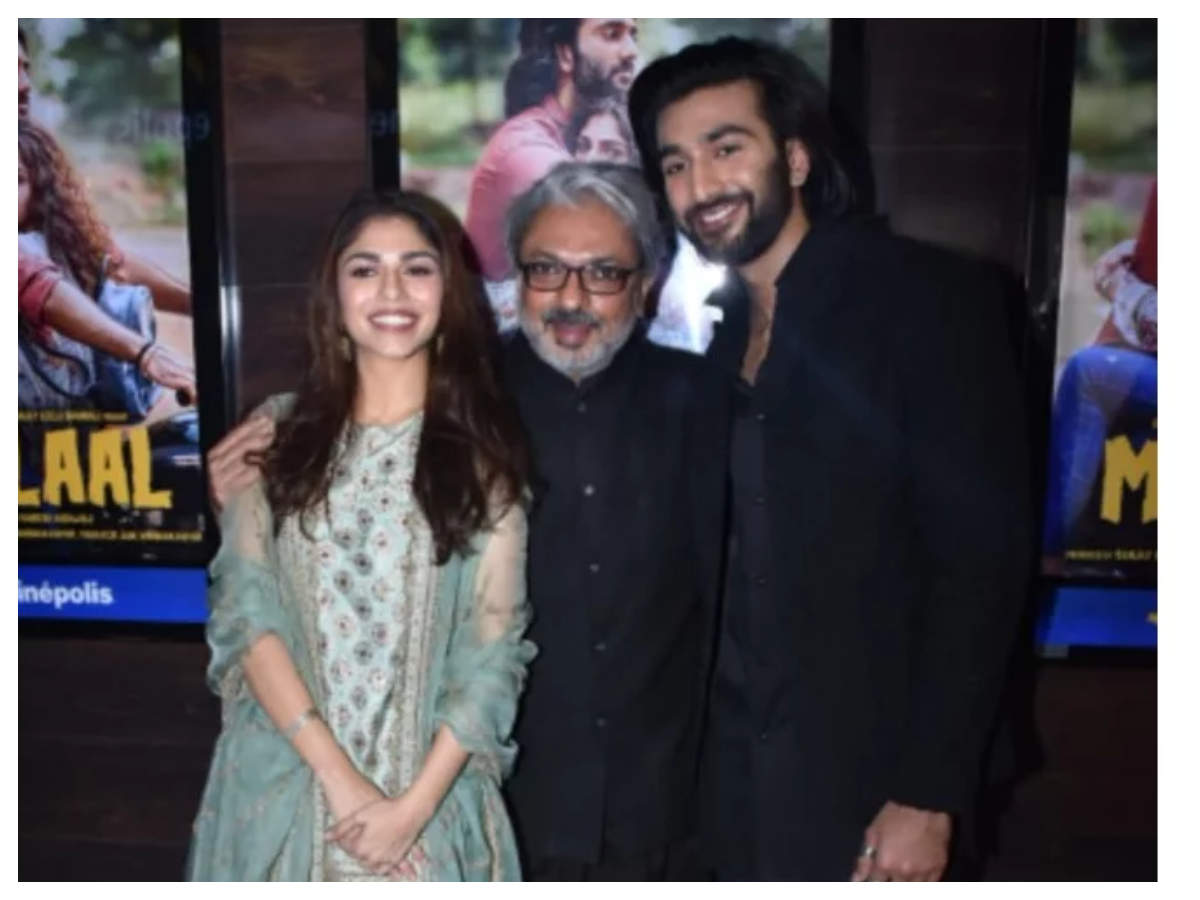 Malaal Trailer Launch Event Meezaan Jaaferi And Sharmin Sehgal Open Up About Their Debut Film Nepotism And More Hindi Movie News Times Of India