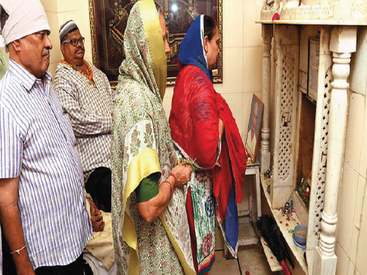 Ahmedabad: Modh Modi families who follow best of Hinduism, Islam