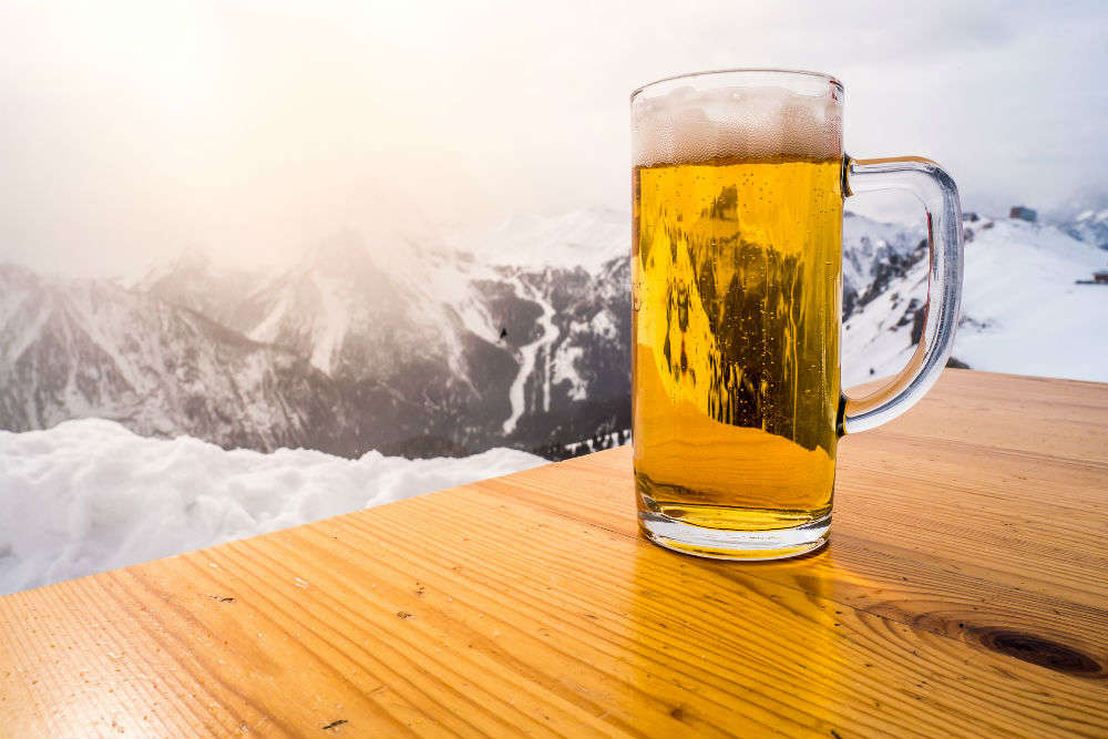 Raise a toast at the world's highest cafe in Nepal