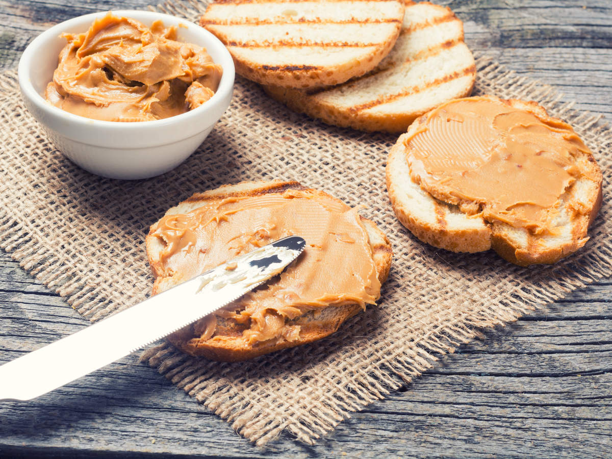 Here S Why You Should Add Peanut Butter Sandwiches In Your Diet Times Of India