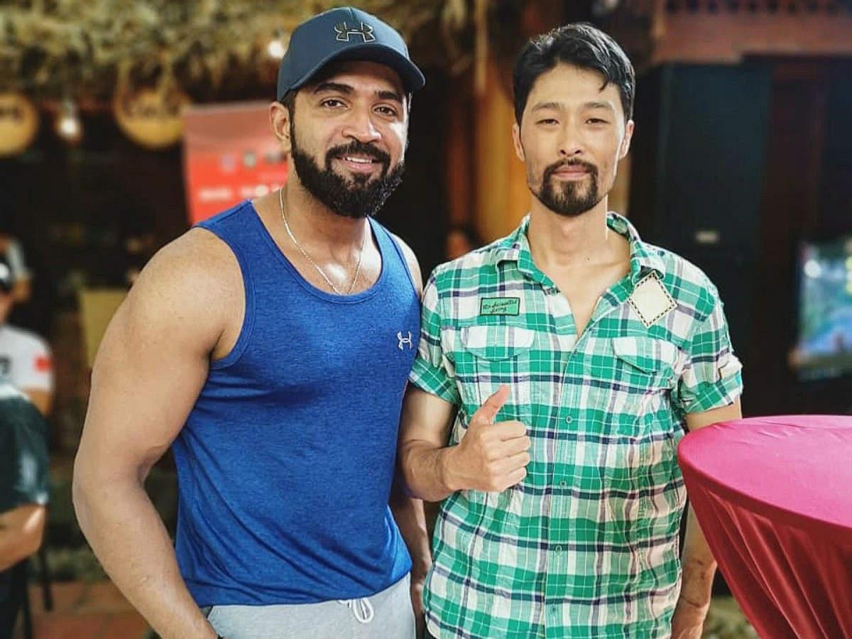 Image result for Johnny Tri Nguyen arun vijay