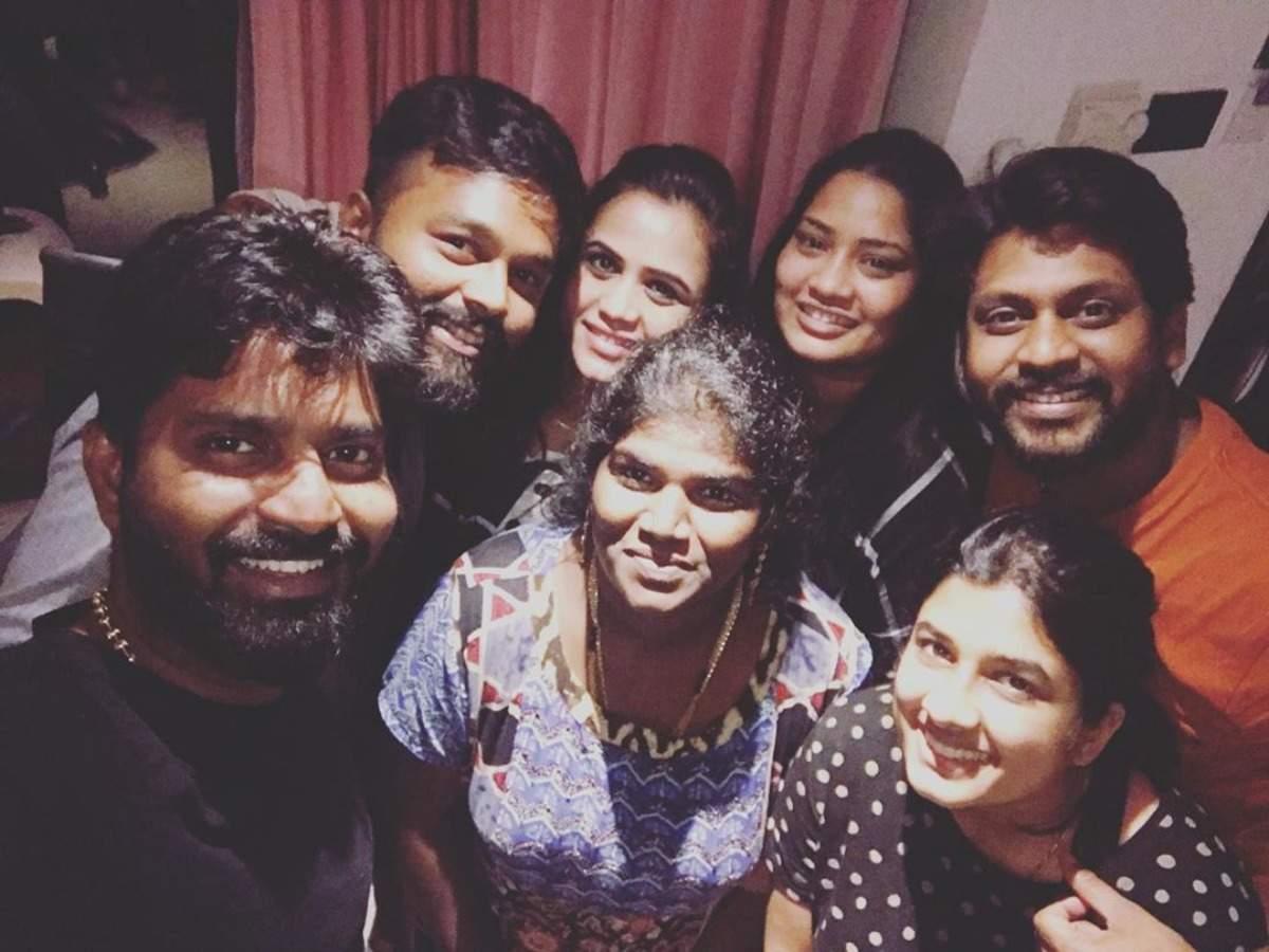 Anchor Manimegalai and other TV actors celebrate Ma Ka Pa