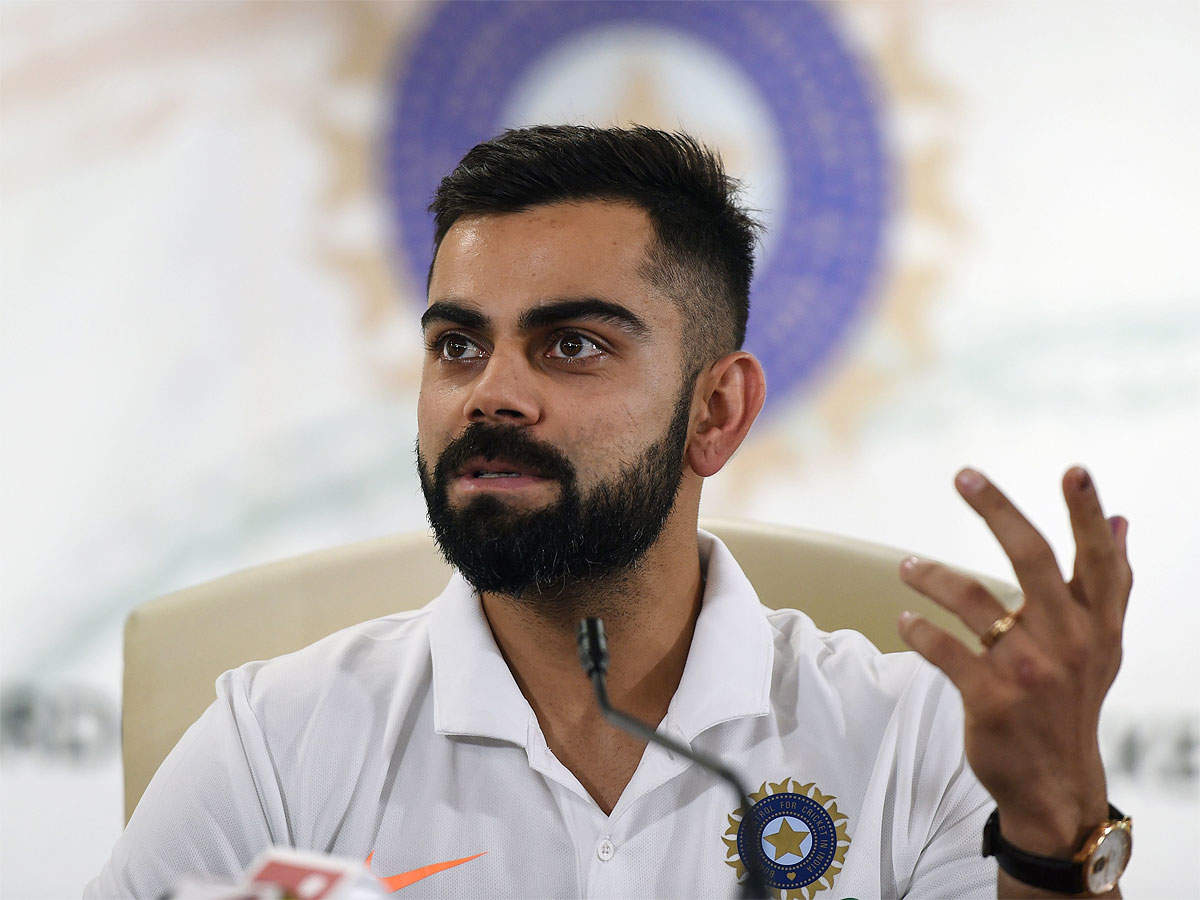 Icc World Cup 2019 This Will Be The Most Challenging World Cup Says Virat Kohli Cricket News Times Of India