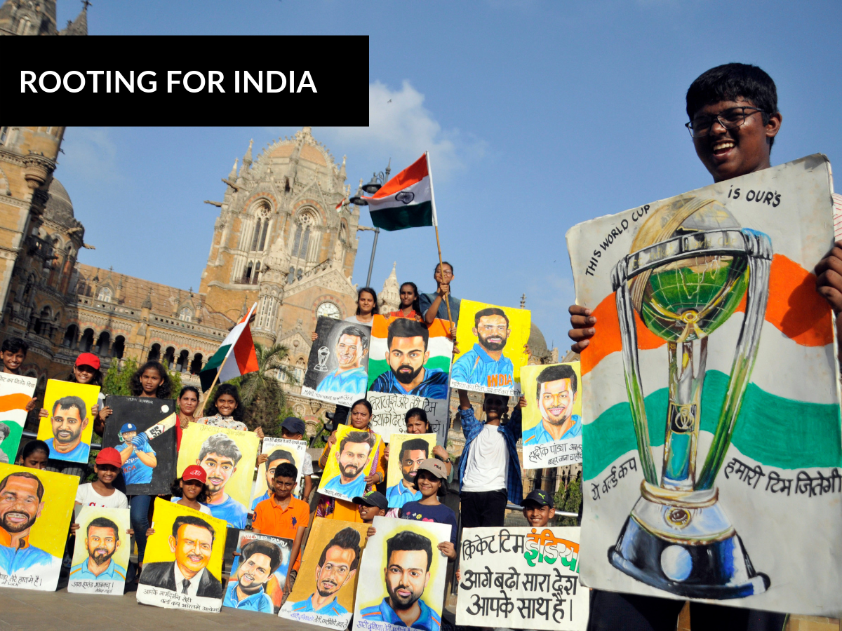 Watch: Fans cheer at Mumbai airport as Team India leaves for World Cup campaign