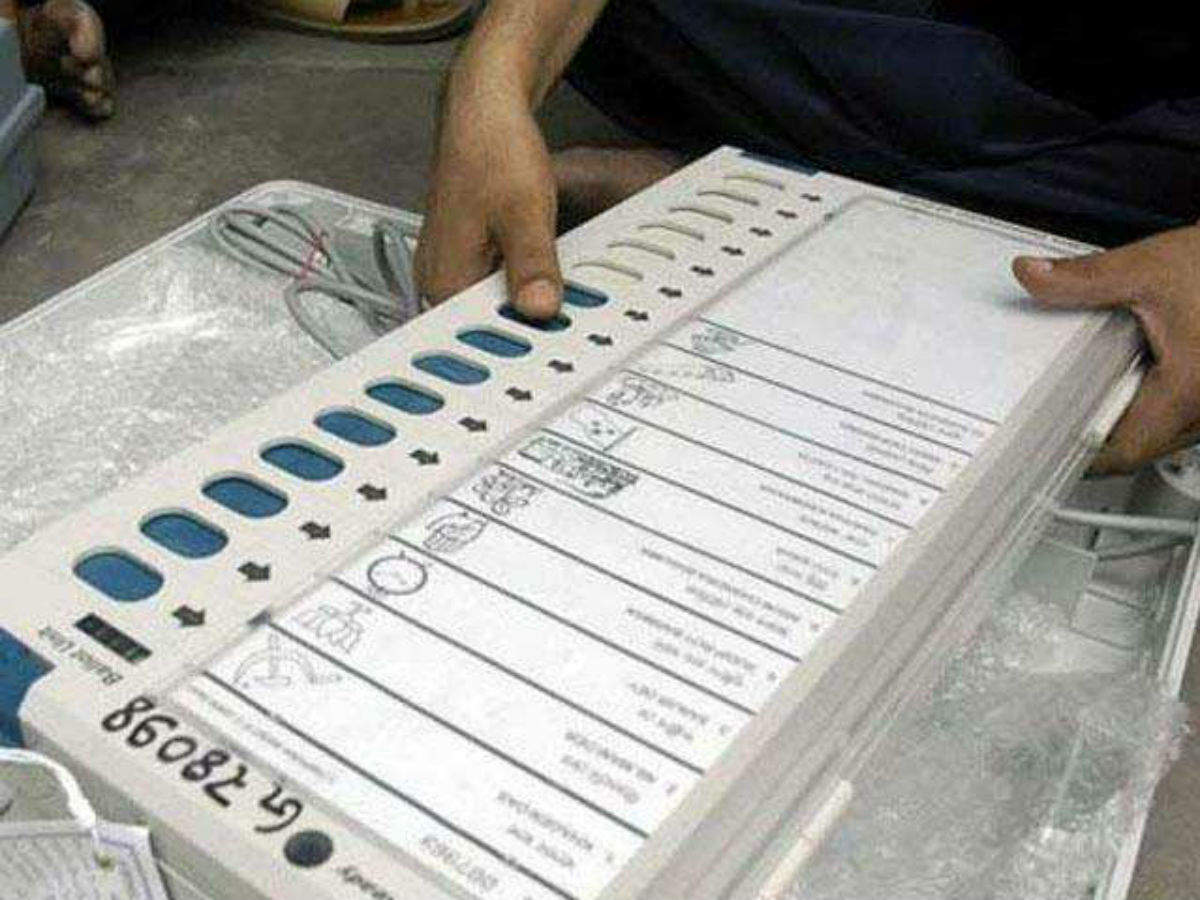 EVM row: Officers, experts vouch for efficiency of machines