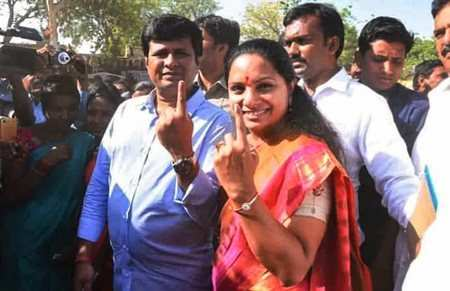Nizamabad Constituency Election Result: TRS's K Kavita loses Nizamabad seat to BJP's first-time candidate D Arvindh