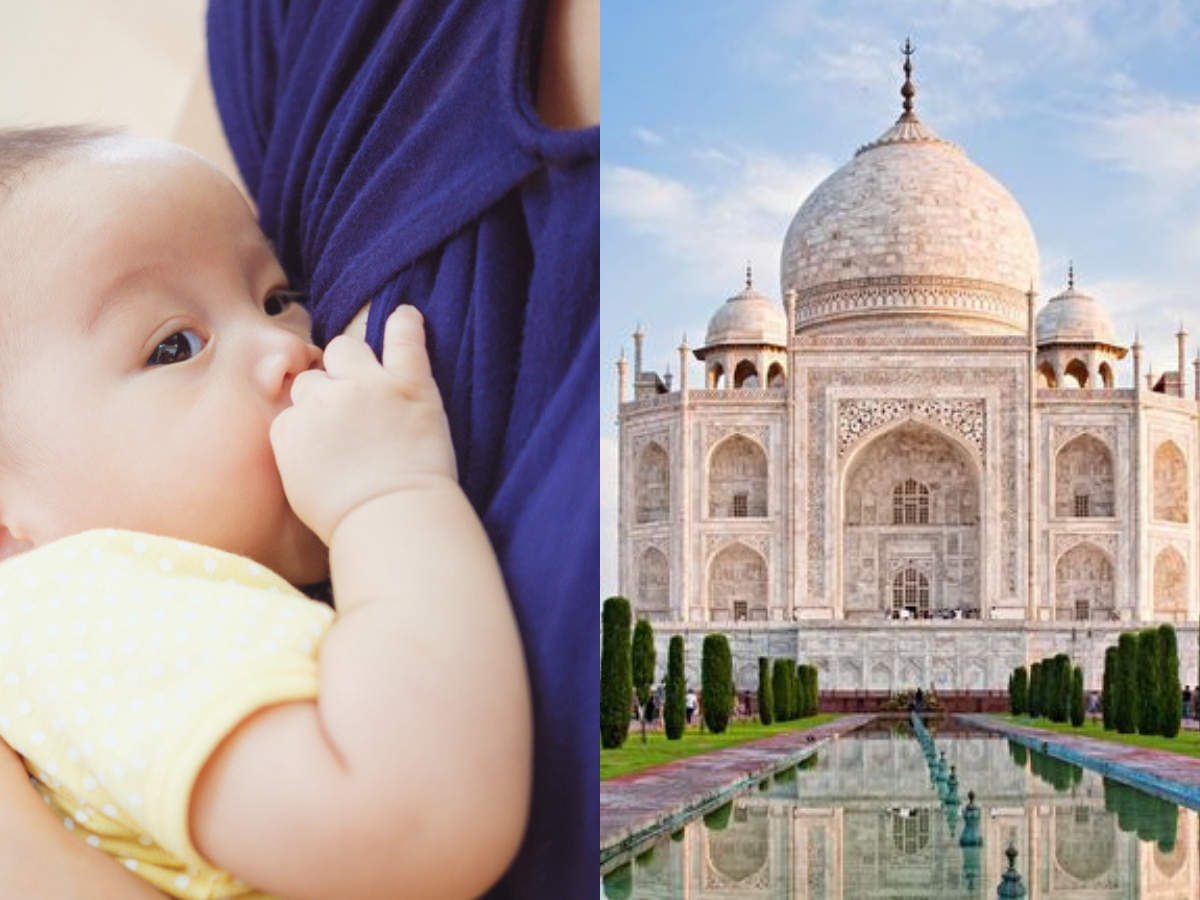 Taj Mahal to have a breastfeeding room for mothers