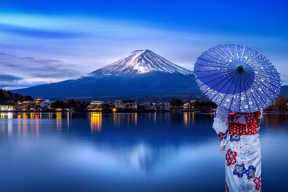 6 reasons why you must visit Japan