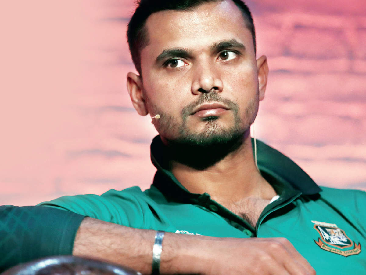 Mortaza on the team's performance for  WC