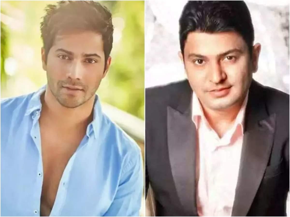 Varun Dhawan asks Bhushan Kumar the cost of his shirt, check his ...