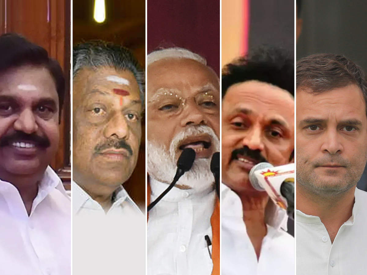 Modi wave fails to engulf Tamil Nadu, but BJP has state in its sights