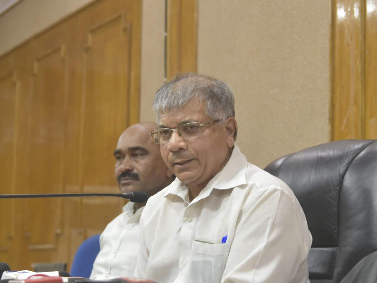 Prakash Ambedkar: If Congress wants tie-up, it has to be on same level