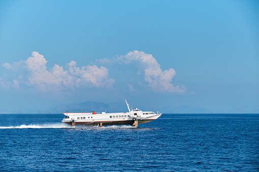Advanced cruise vessels in Kochi ready to create a stir in cruise tourism