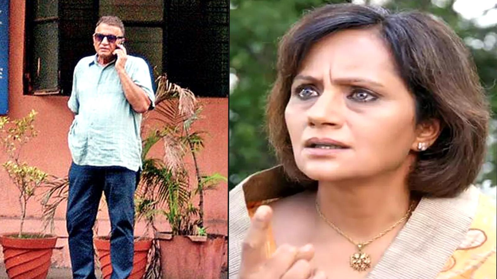Veteran actress Ranjeeta Kaur booked for hitting her husband