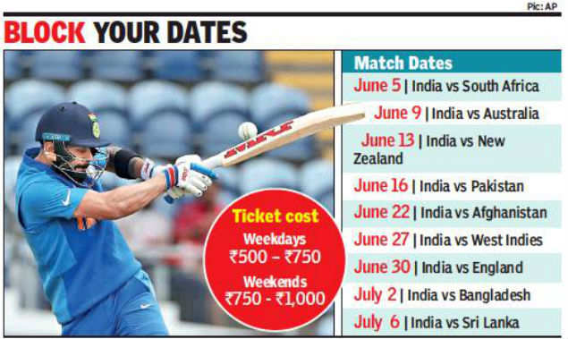 Kolkata: Enjoy your favourite World Cup match at a multiplex this
