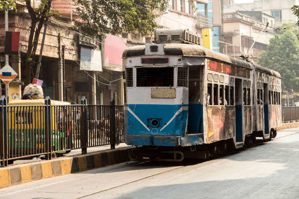 The famous Kolkata trams get a welcome makeover