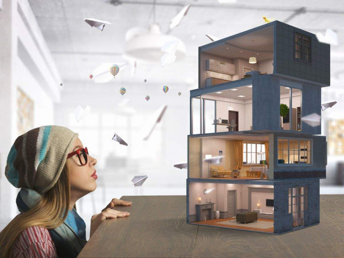 Here S How 3d Visualization Helps In Interior Designing Times Of India