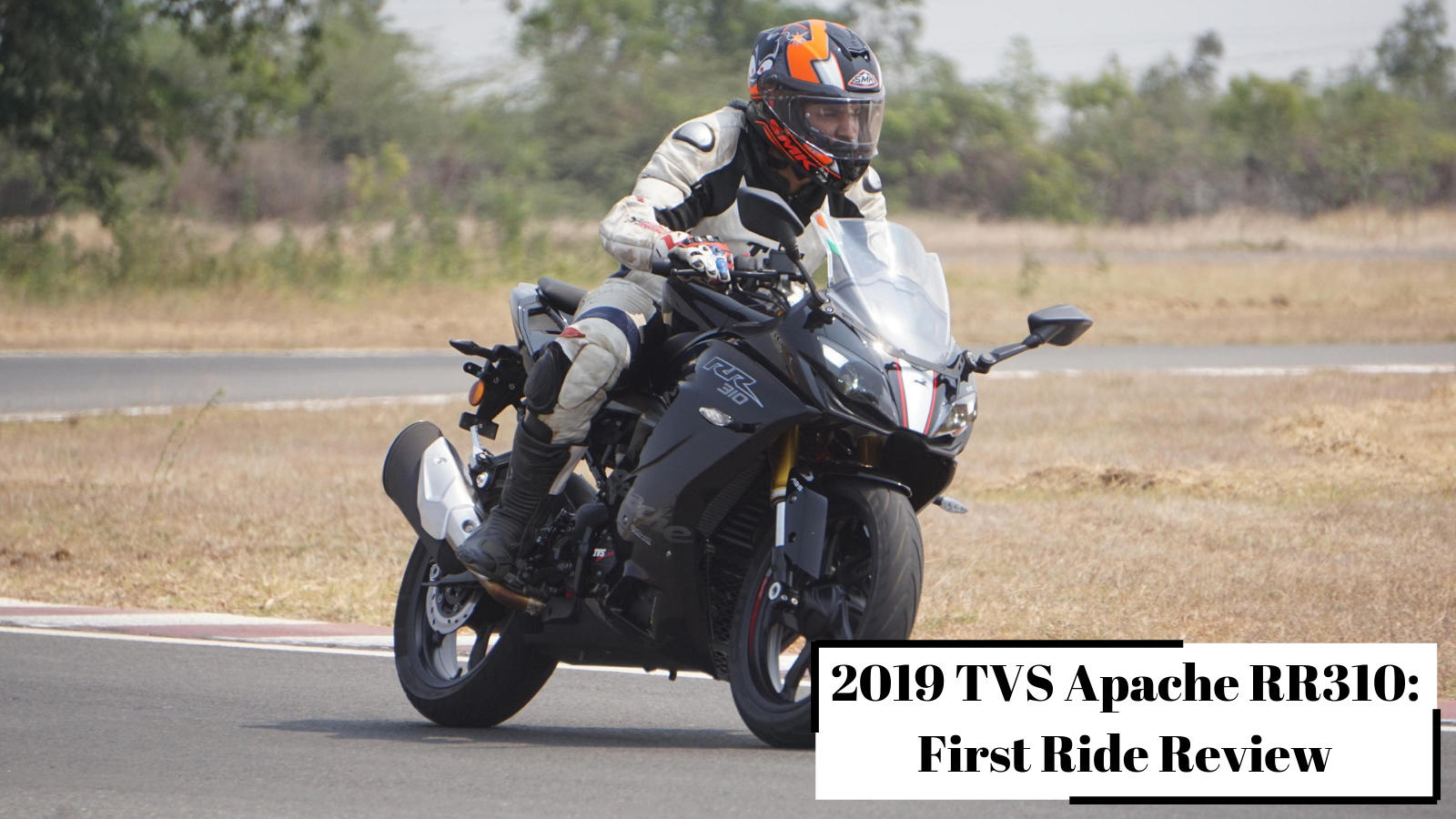 2019 TVS Apache RR310: First ride review