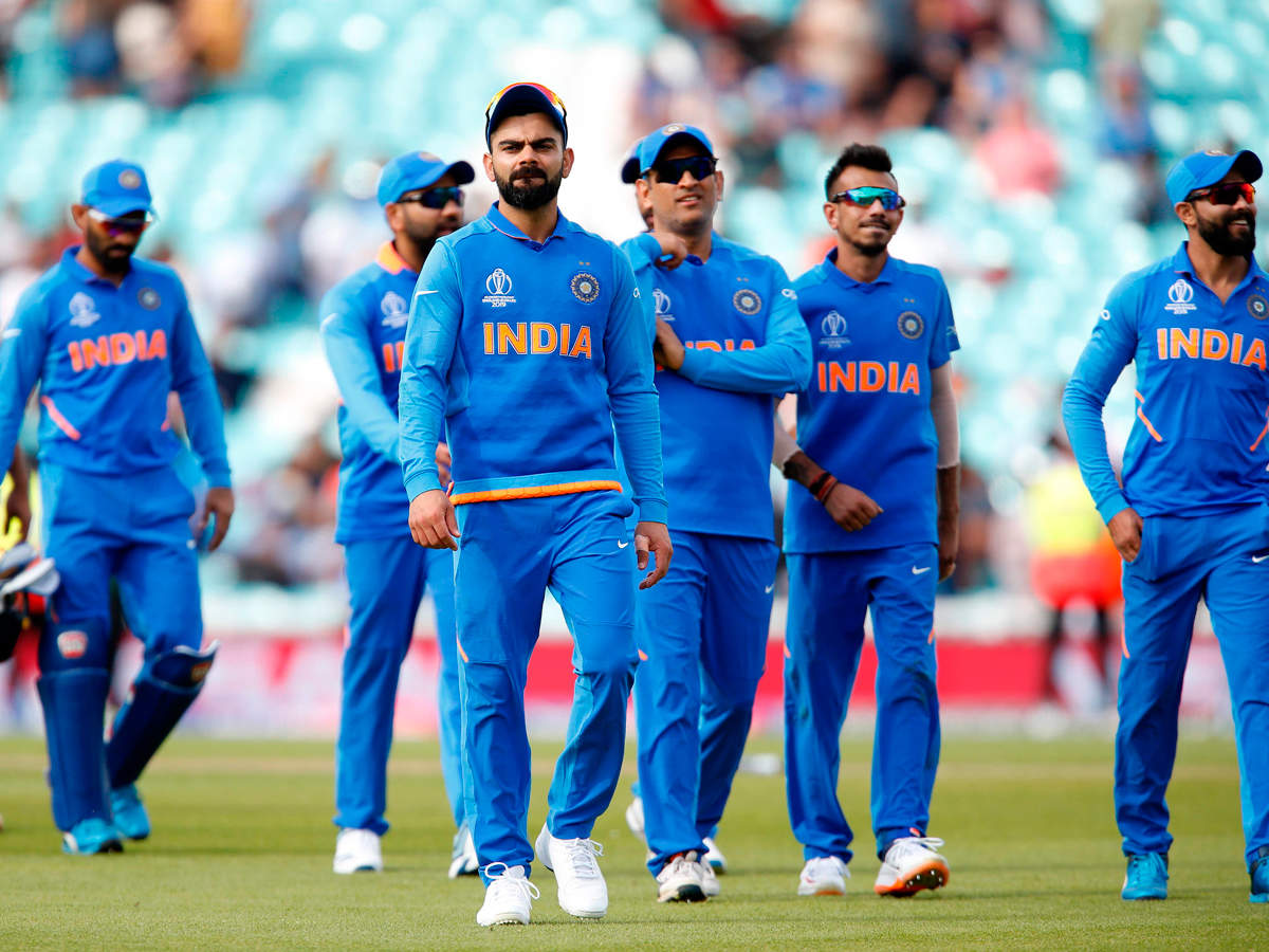 India Cricket >> Icc World Cup 2019 Cricket World Cup The Indian Jersey