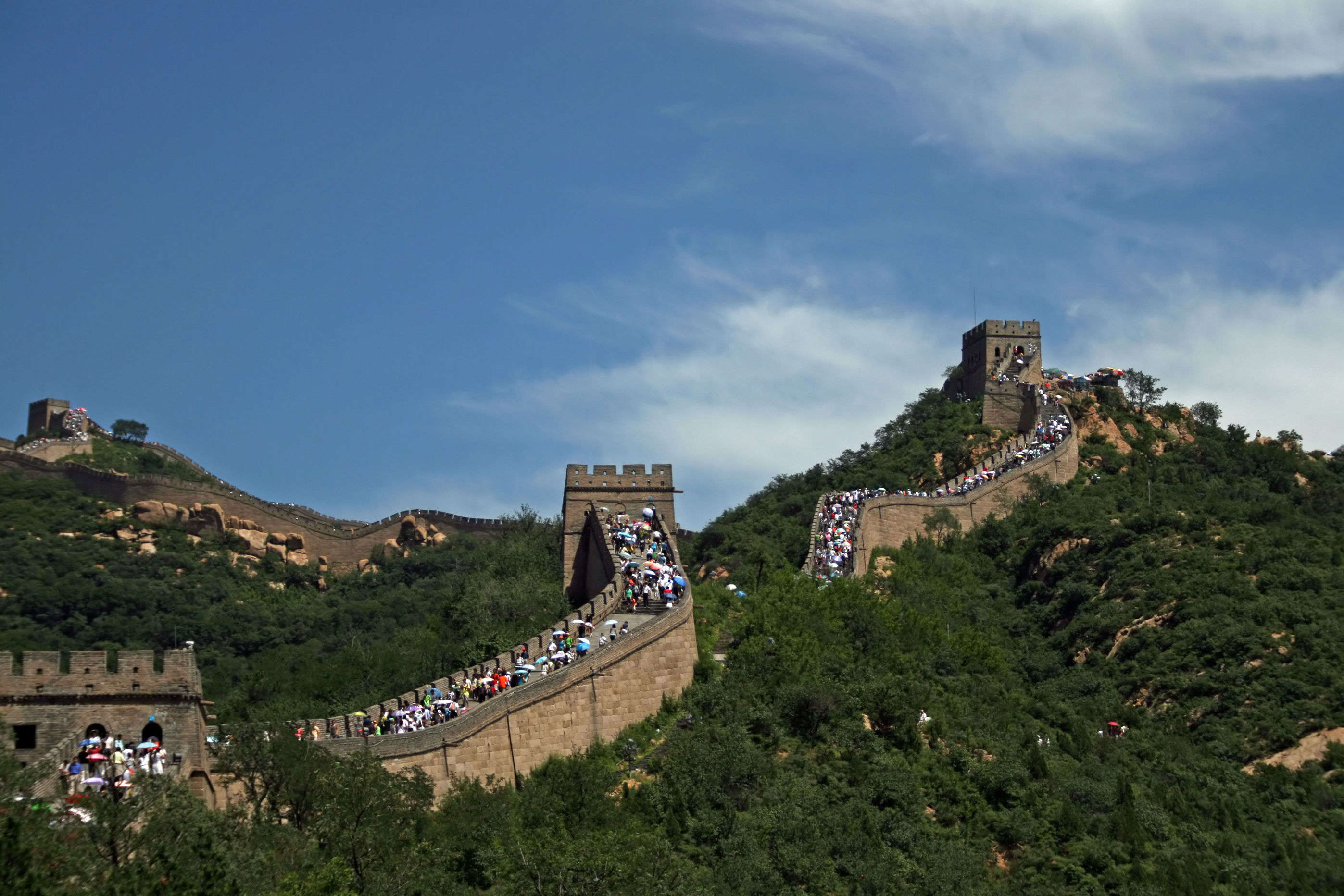 Great Wall of China's most popular section to now have a visitor cap