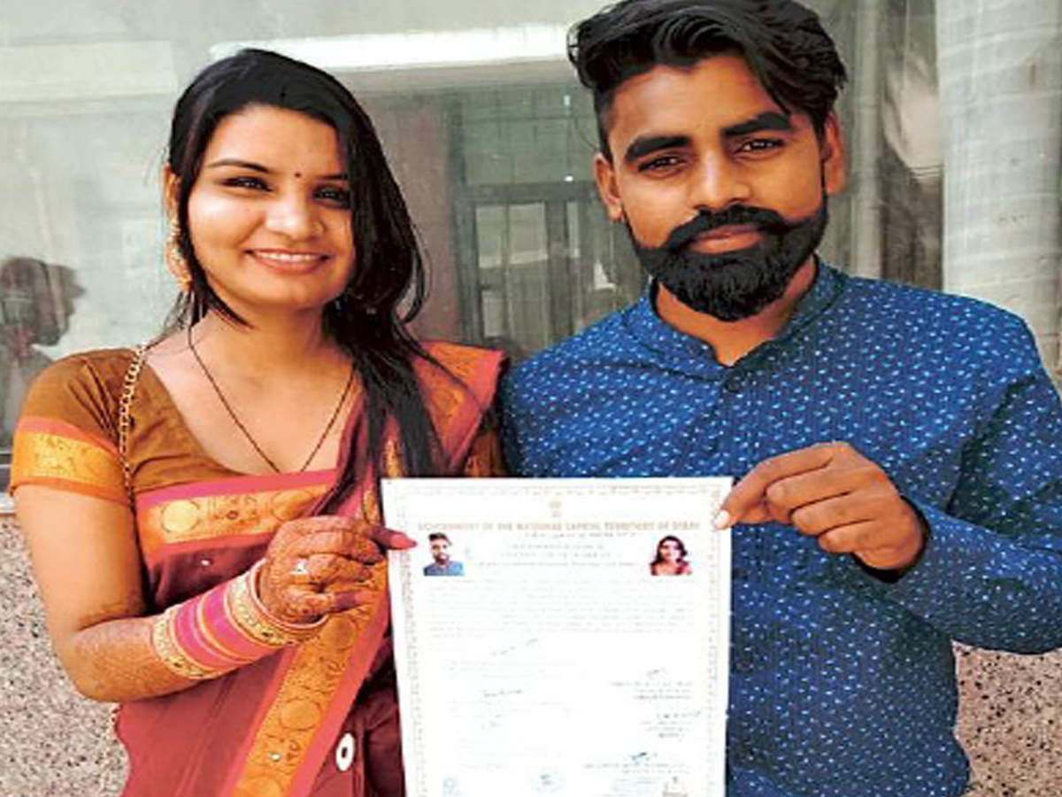 Delhi: Interfaith marriage at shelter shows the way to other couples
