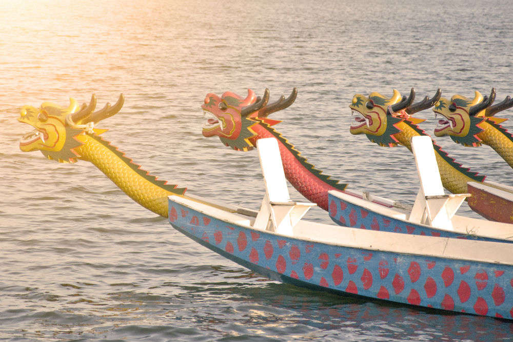 This June, have a date with Hong Kong's Dragon Boat Festival
