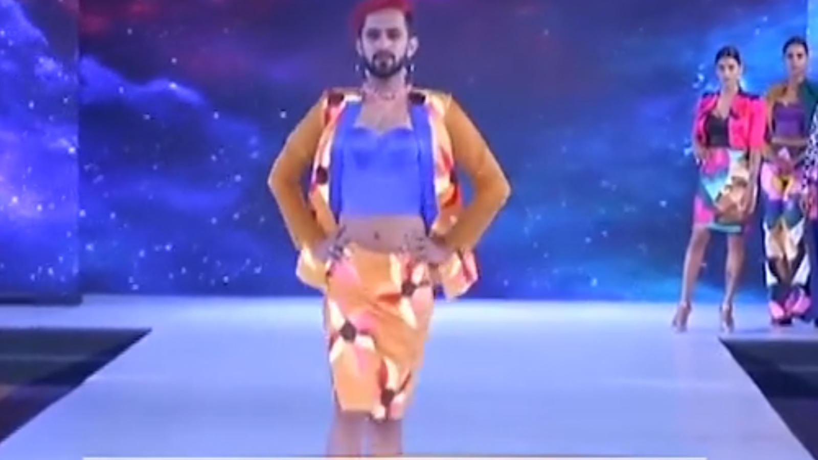 Showcasing Jd Institute Of Fashion Technology At Btwf 2019 Lifestyle Times Of India Videos