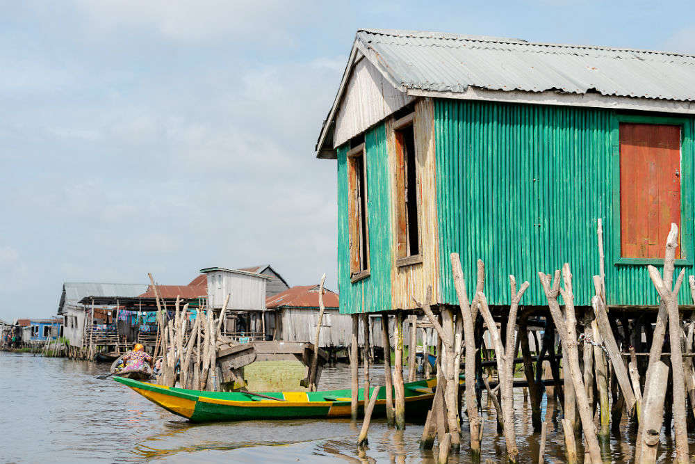 Discovering Ganvie, an African village set on a lake!