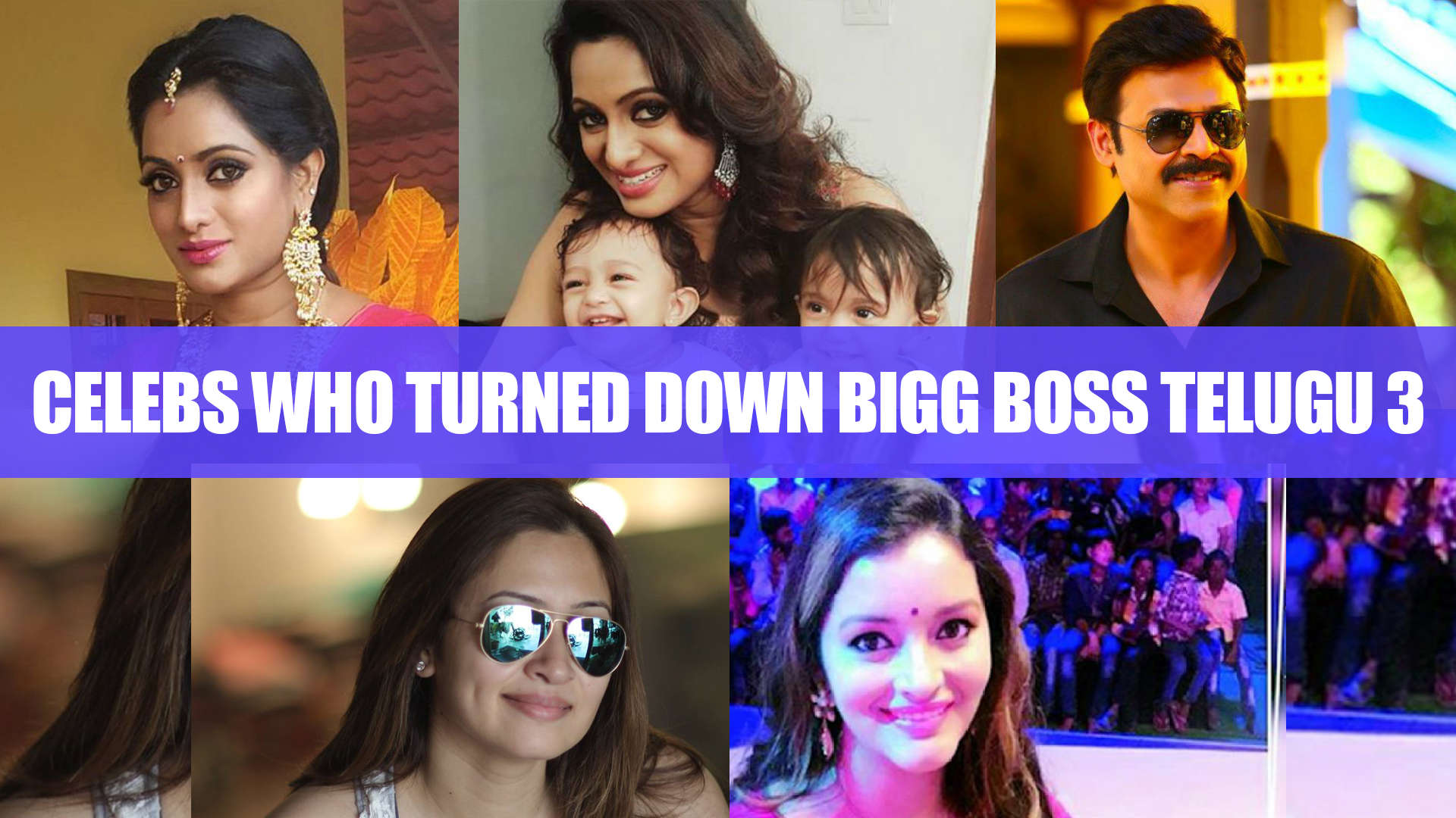 Rashmi Gautam to Jwala Gutta: Telugu celebs who turned down Bigg Boss  Telugu 3