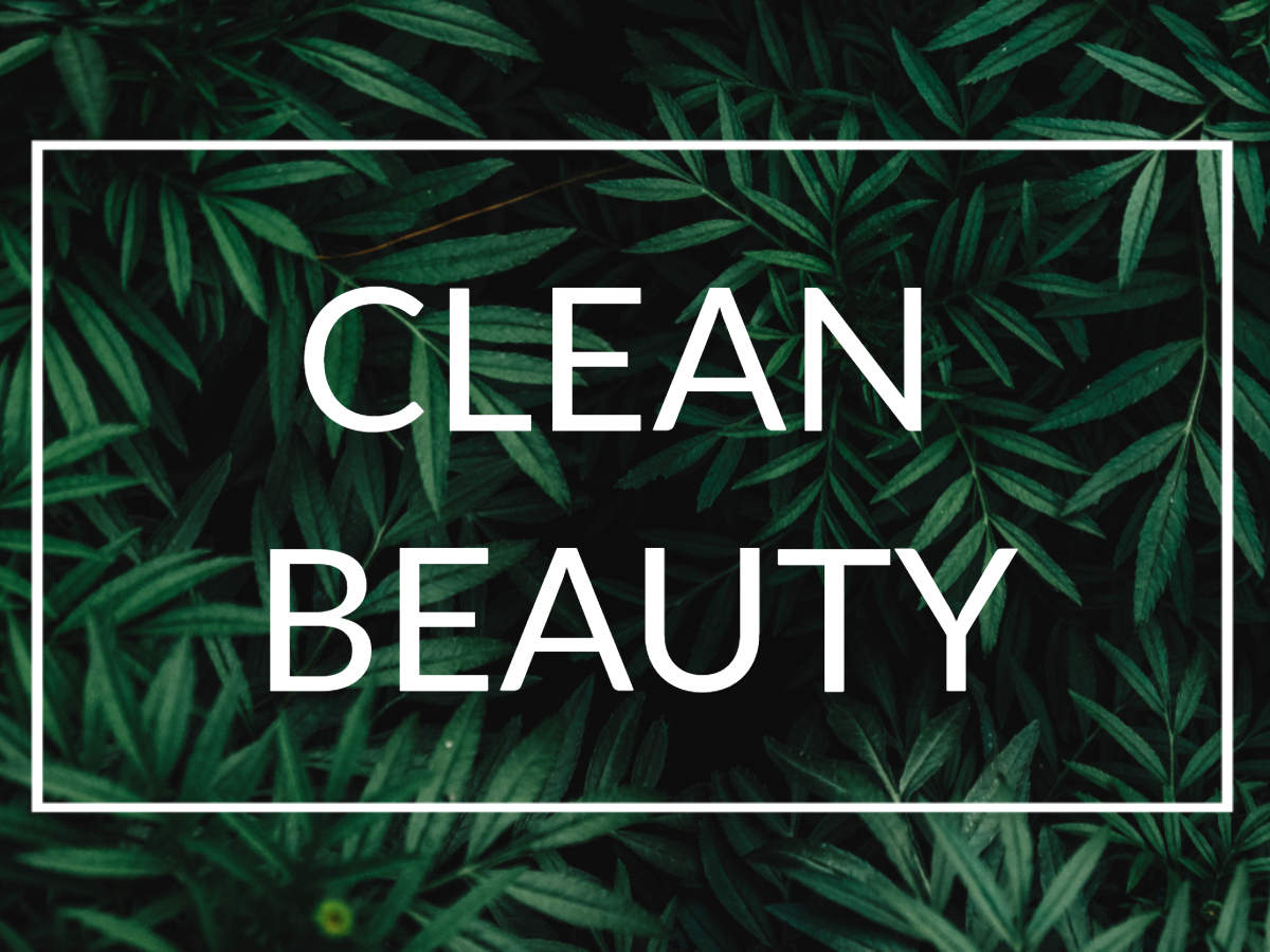14936d7c49 Natural, Organic and Sustainable: This is how the beauty industry is  changing - Times of India