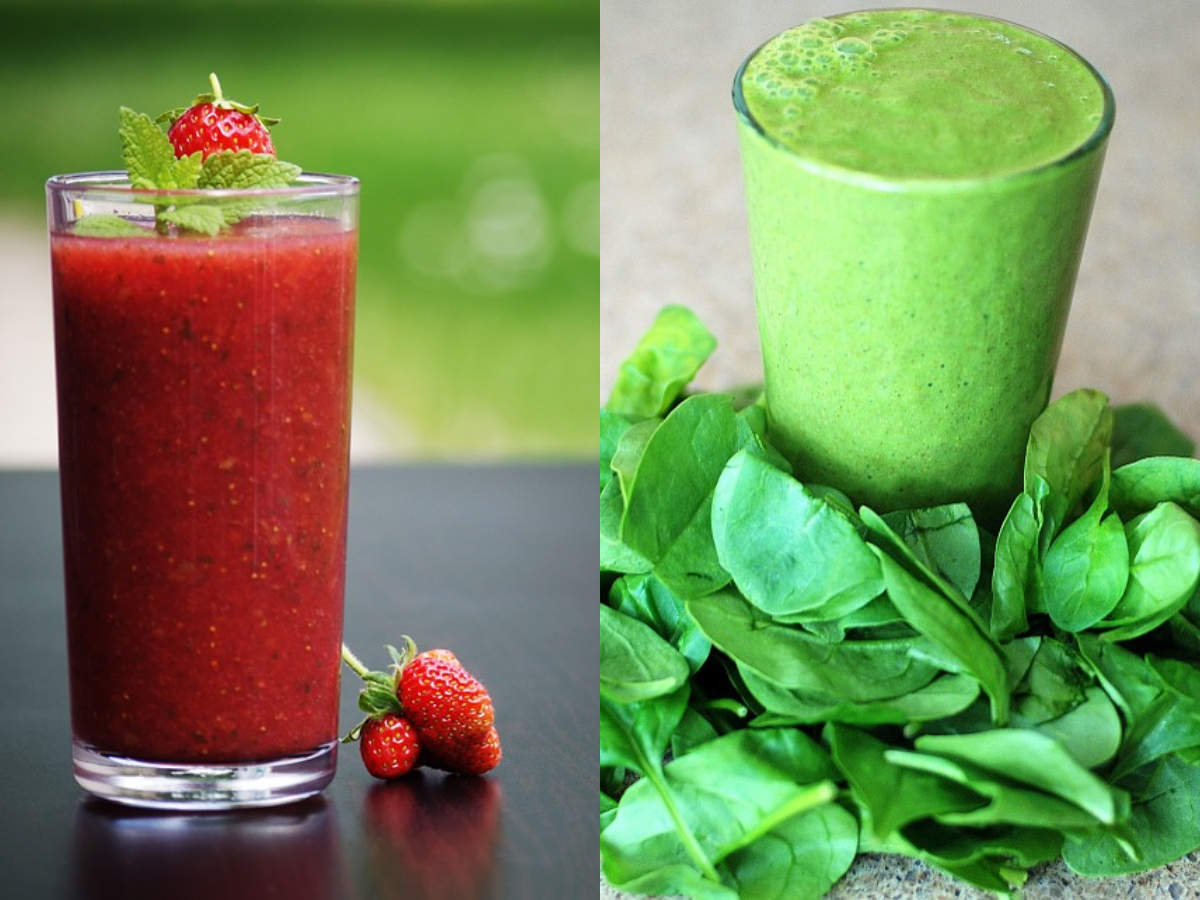 Weight Loss Fruits Smoothies Or Vegetable Smoothies What S Better For Weight Loss