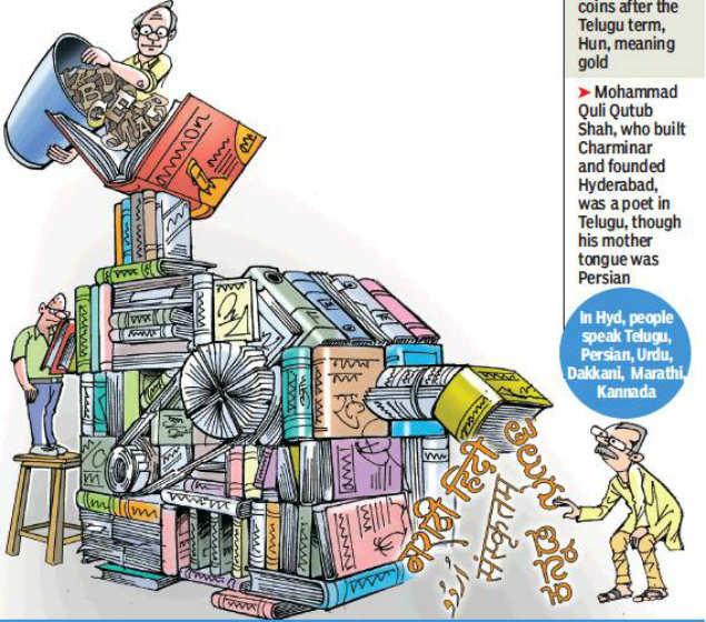 Hindi no tongue-twister for multilingual Telugus | Hyderabad