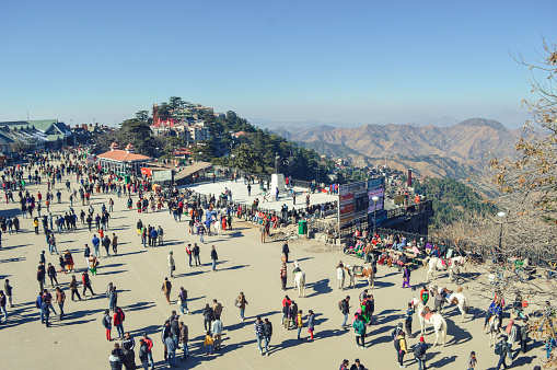 Shimla and Manali bear the brunt of overcrowding again due to heavy tourist inflow