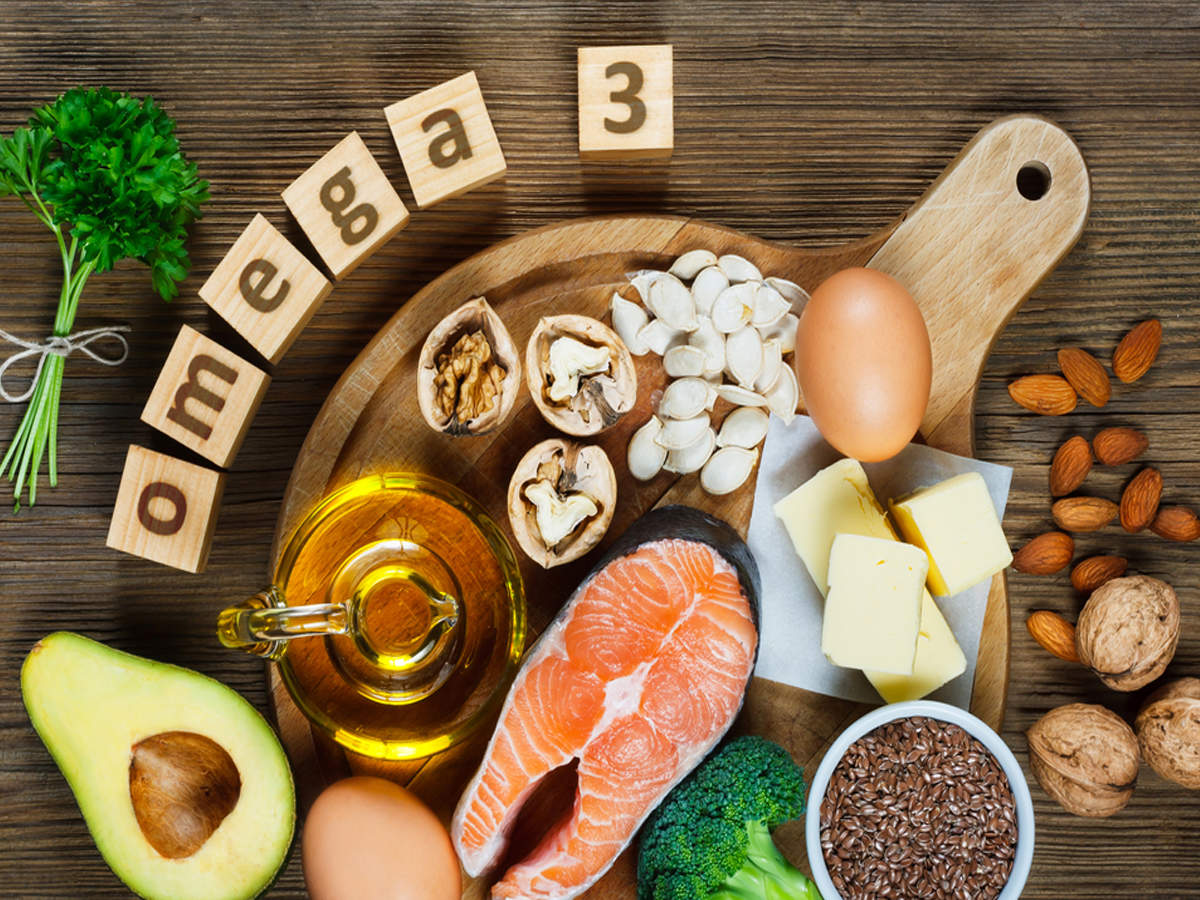 What Is The Right Amount Of Omega 3 One Should Take Daily Times