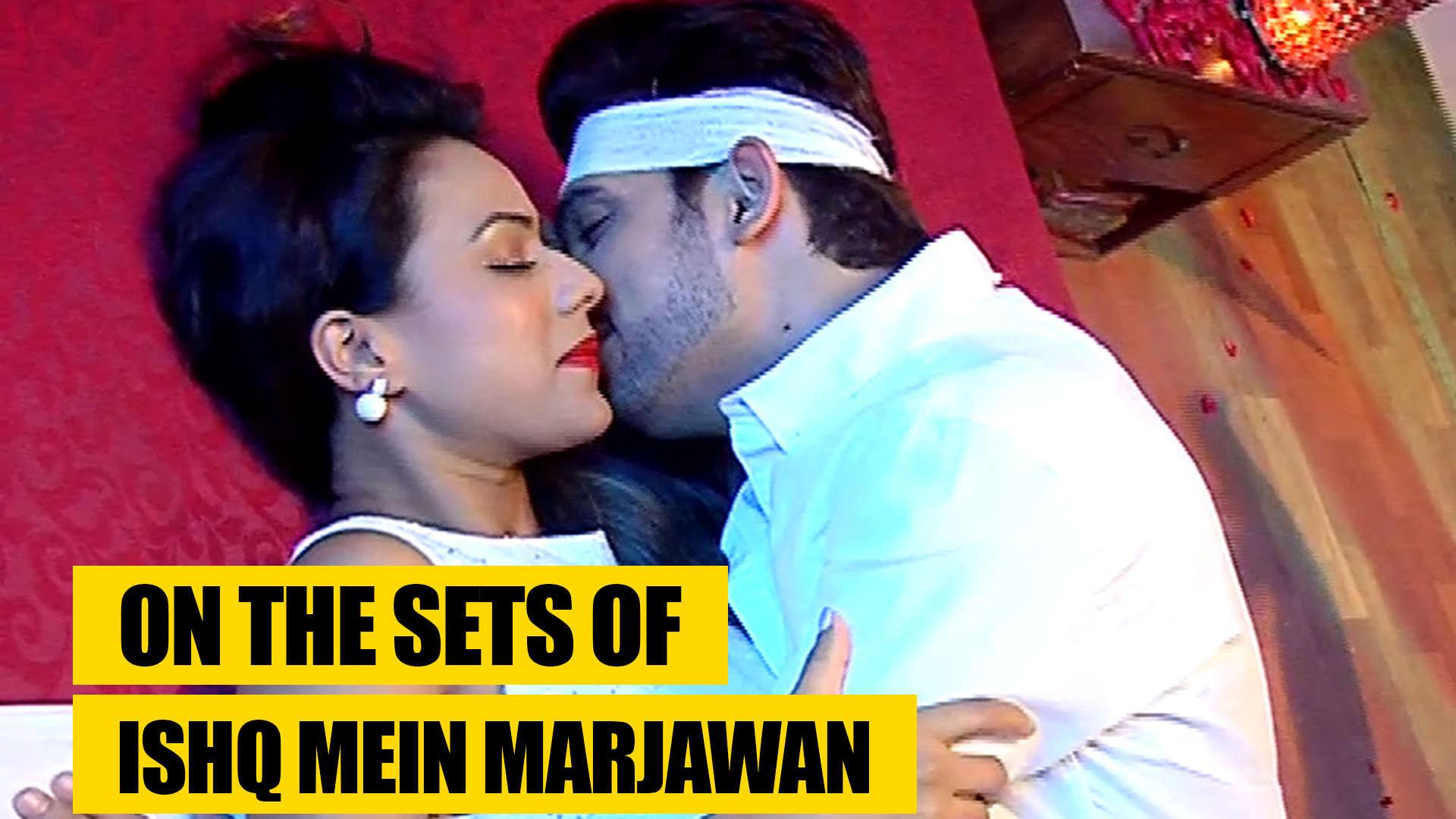 Ishq Mein Marjawan: Aarohi and Deep get intimate