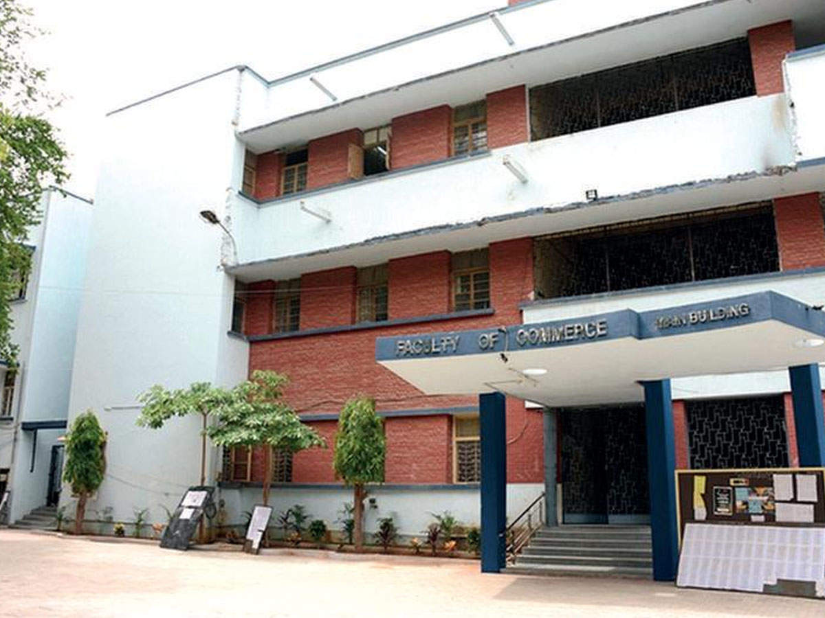 400 More Seats In Msu S Faculty Of Commerce Vadodara News Times Of India