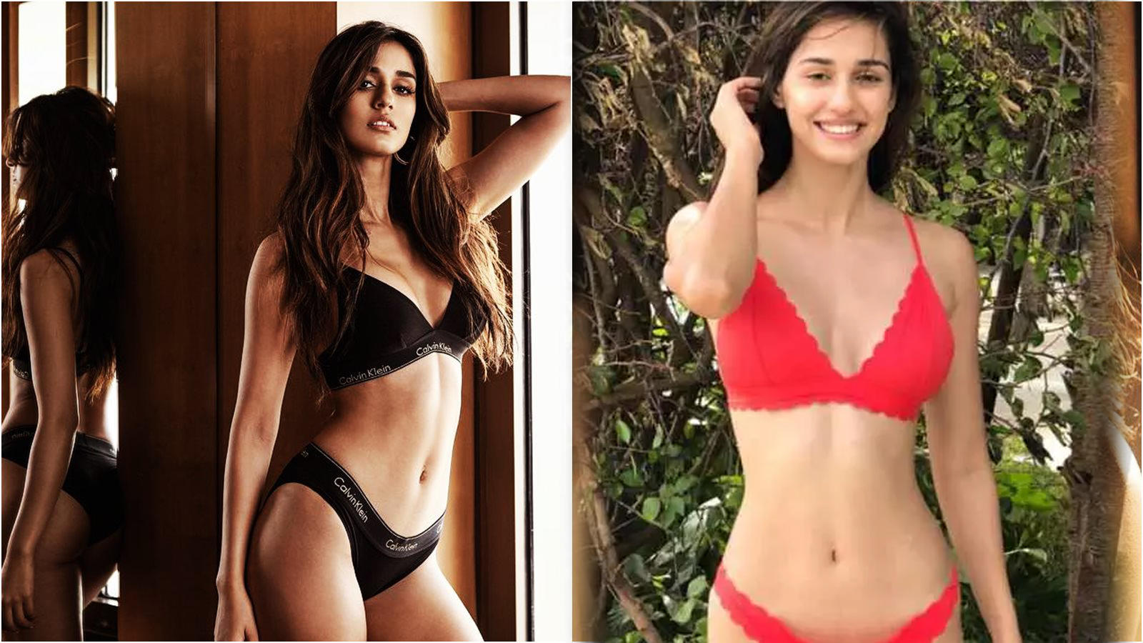 673980d77b31 Disha Patani Sexy Video of Hot Bikini Photos: Birthday girl Disha ...