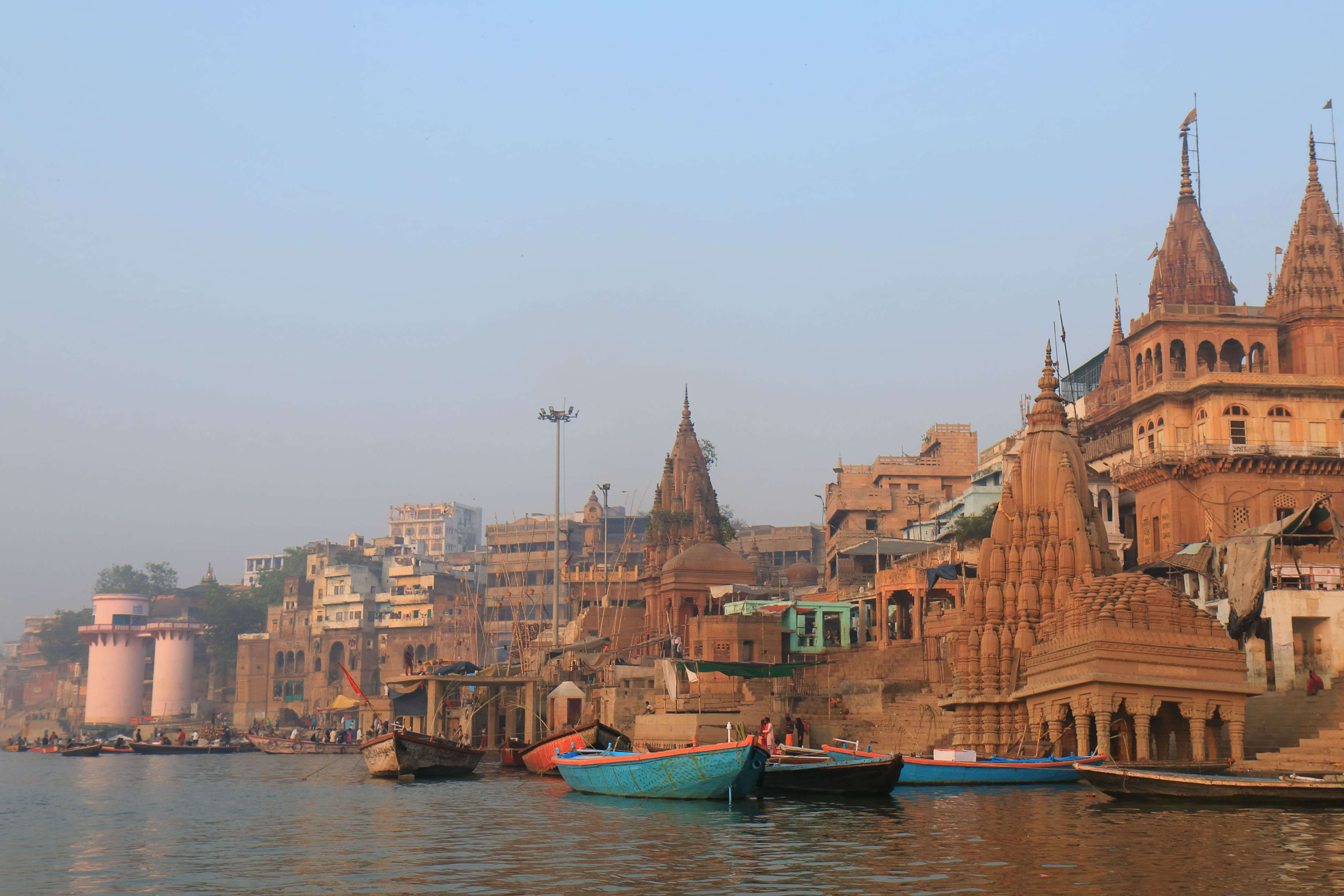 Kashi Vishwanath Temple corridor project is now closer to reality