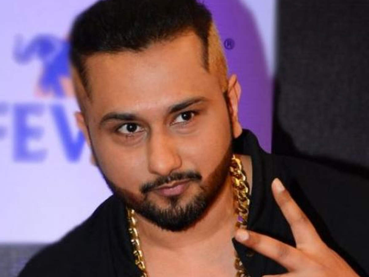Yo Yo Honey Singh Completes The Shoot For His Next Single Despite Thunderstorm Punjabi Movie News Times Of India