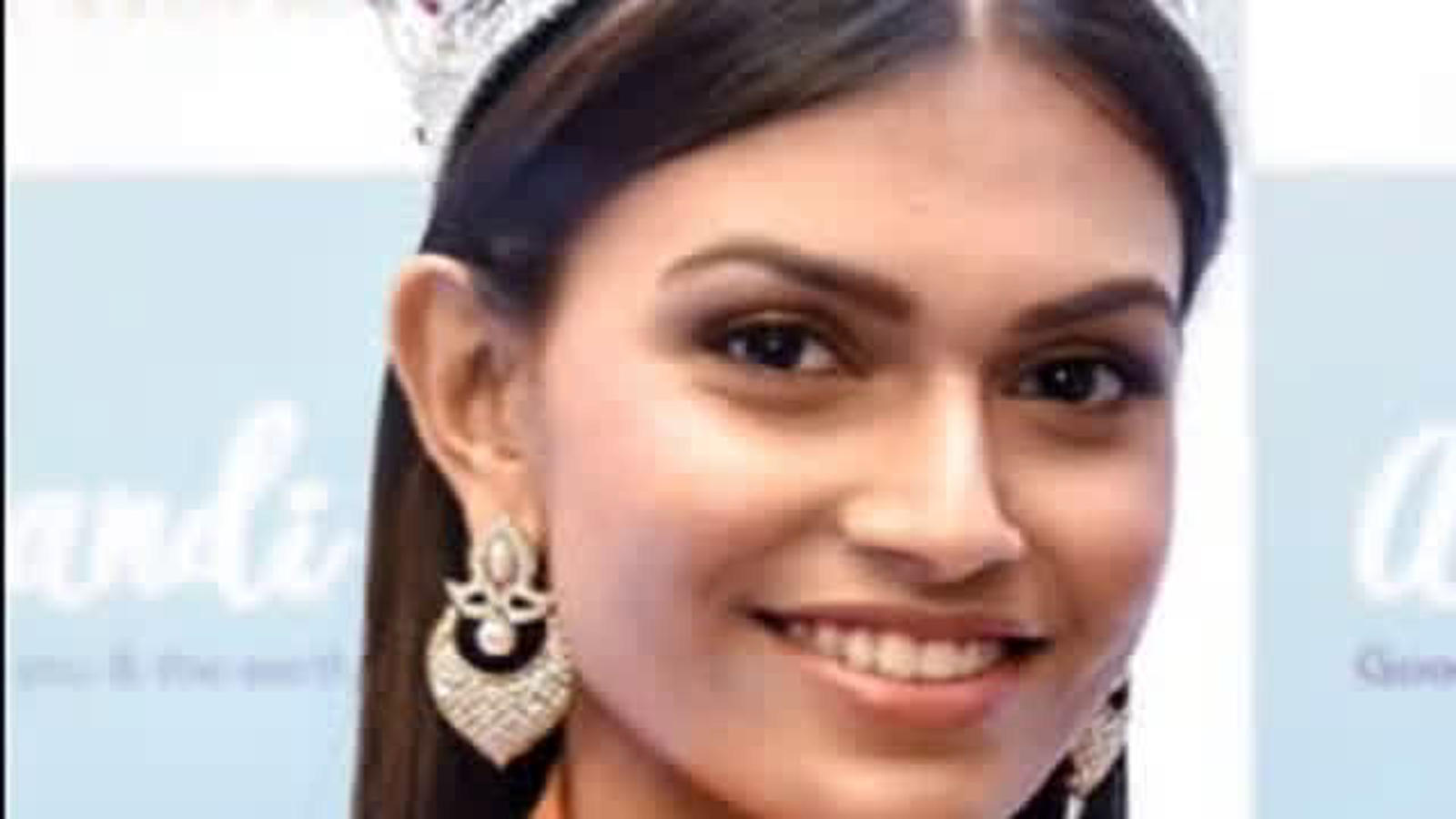 fbb Colors Femina Miss India World 2019, Suman Rao, is excited that her  first event post crowning, involves important topics like menstrual  hygiene, periods and compostable organic pads