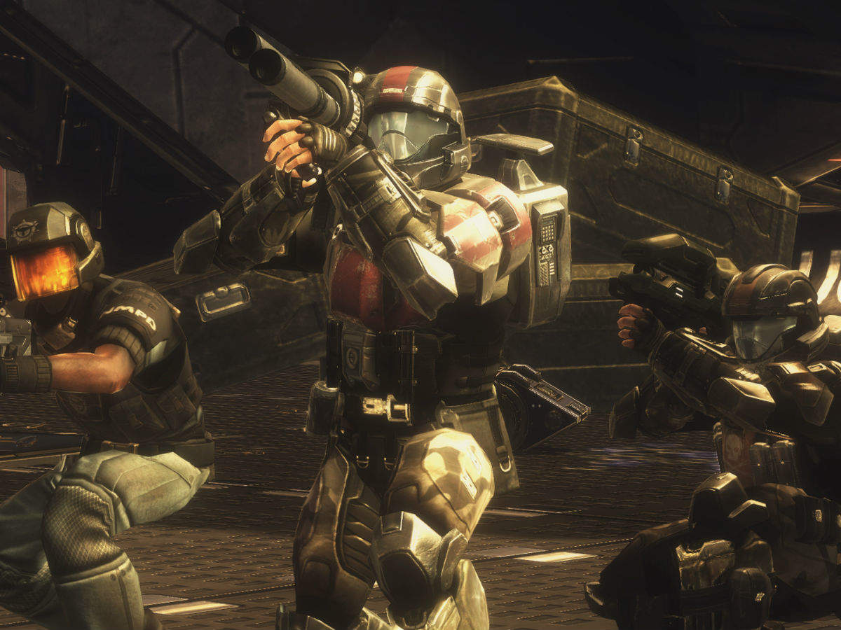 Halo Master Chief Collection Playstation 4 Microsoft Had A
