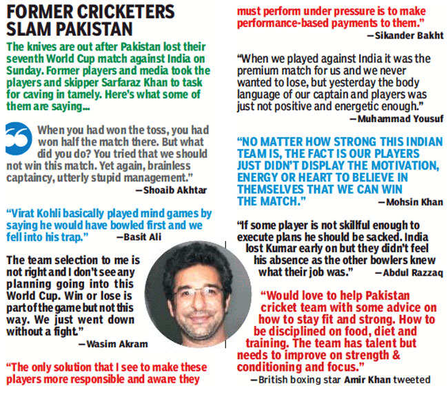 India vs Pakistan: Pakistan fans turn to humour to get over World