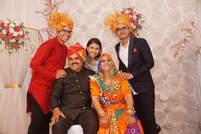Image result for suman rao with family