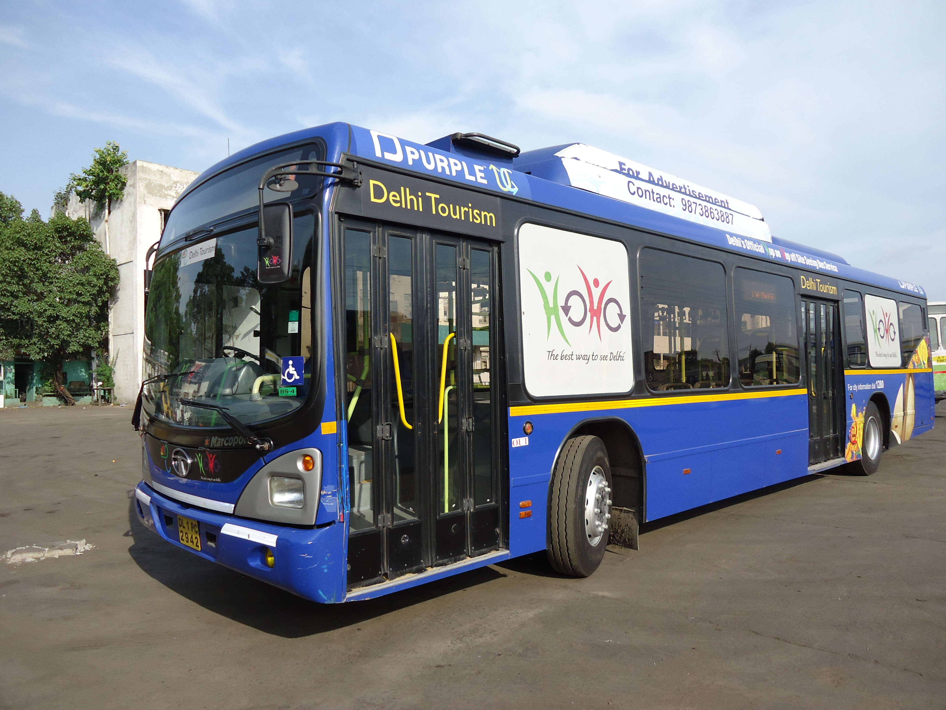 New HOHO-like buses to make your rides exploring Delhi more exciting