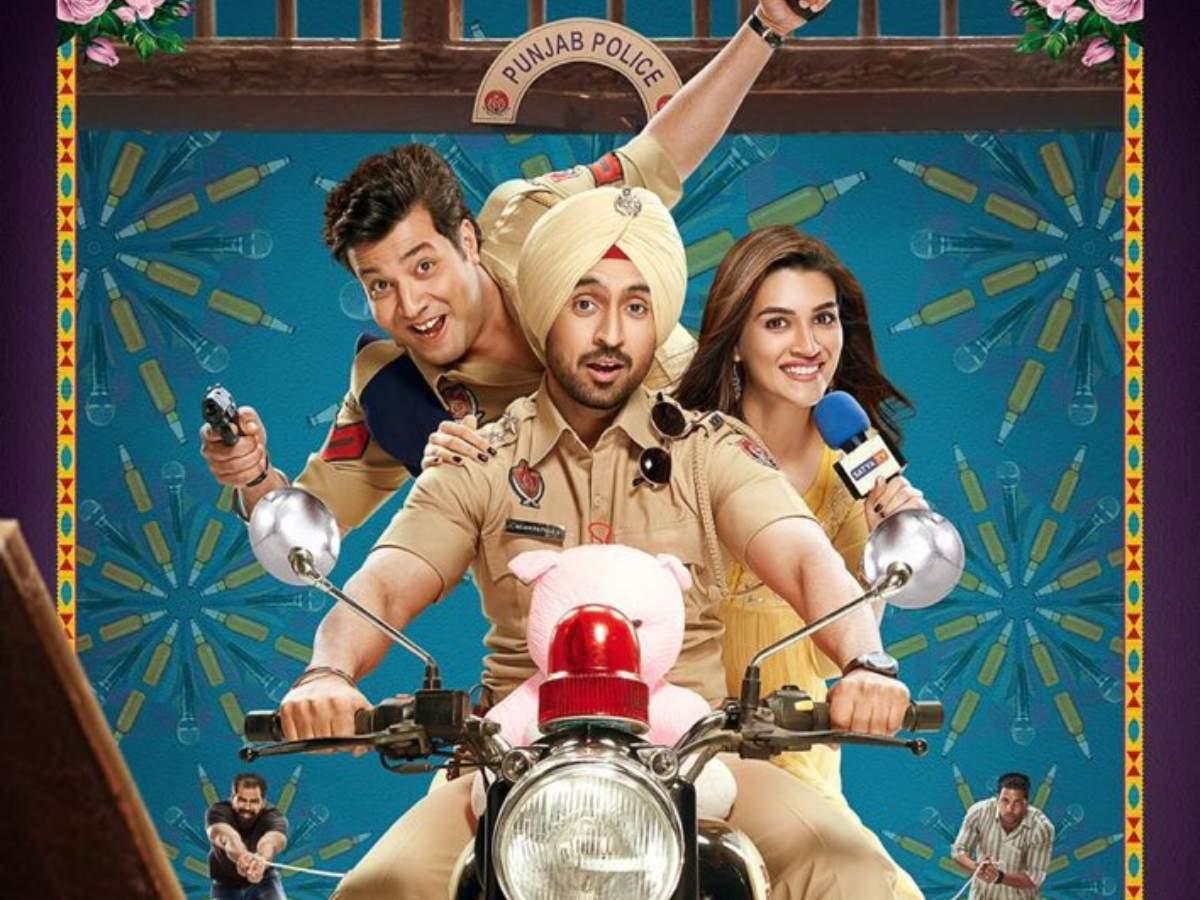 'Arjun Patiala' trailer: The Diljit Dosanjh and Kriti Sanon starrer promises a fun-filled entertainer